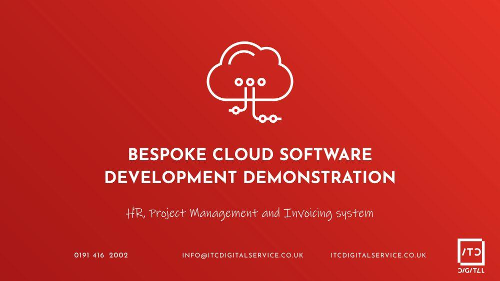 Bespoke Software Demonstration